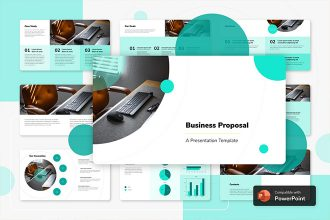 25+ Best Professional Business PowerPoint Templates (PPT)