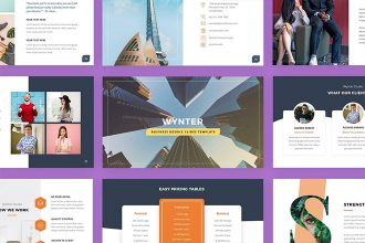 25+ Best Professional Business Templates for Google Slides