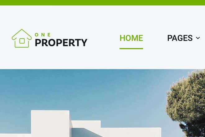 Property One: Our New Real Estate WordPress Theme