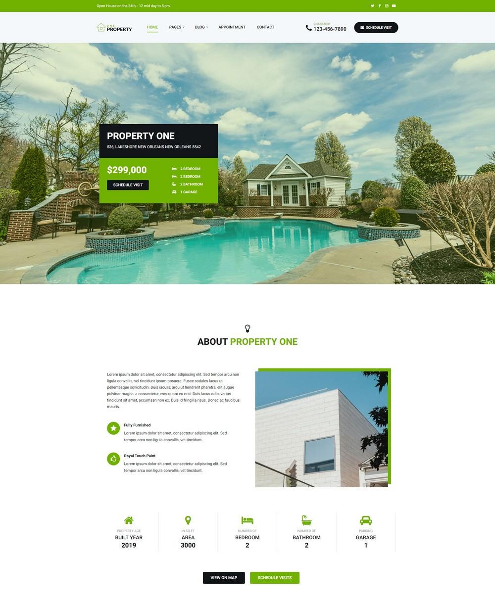 propertyone-wordpress-theme