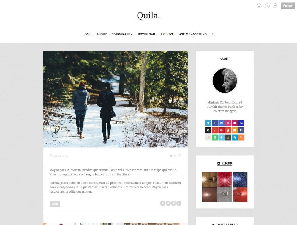 quila-one-column-tumblr-theme