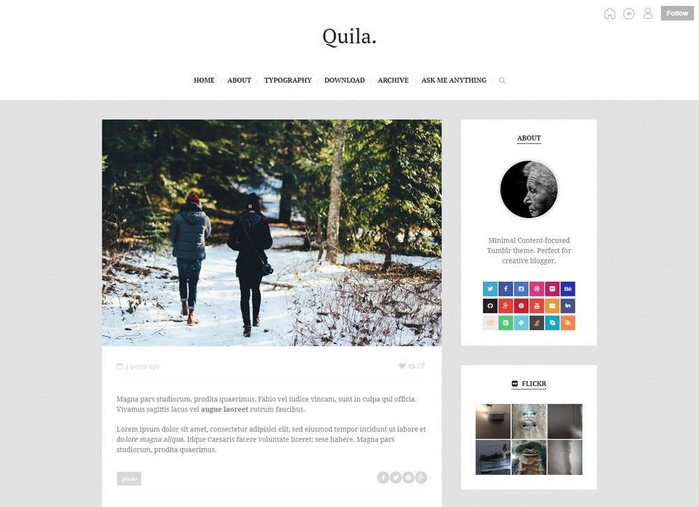 quila-two-column-tumblr-theme