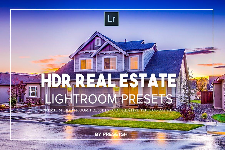 preset lightroom real estat