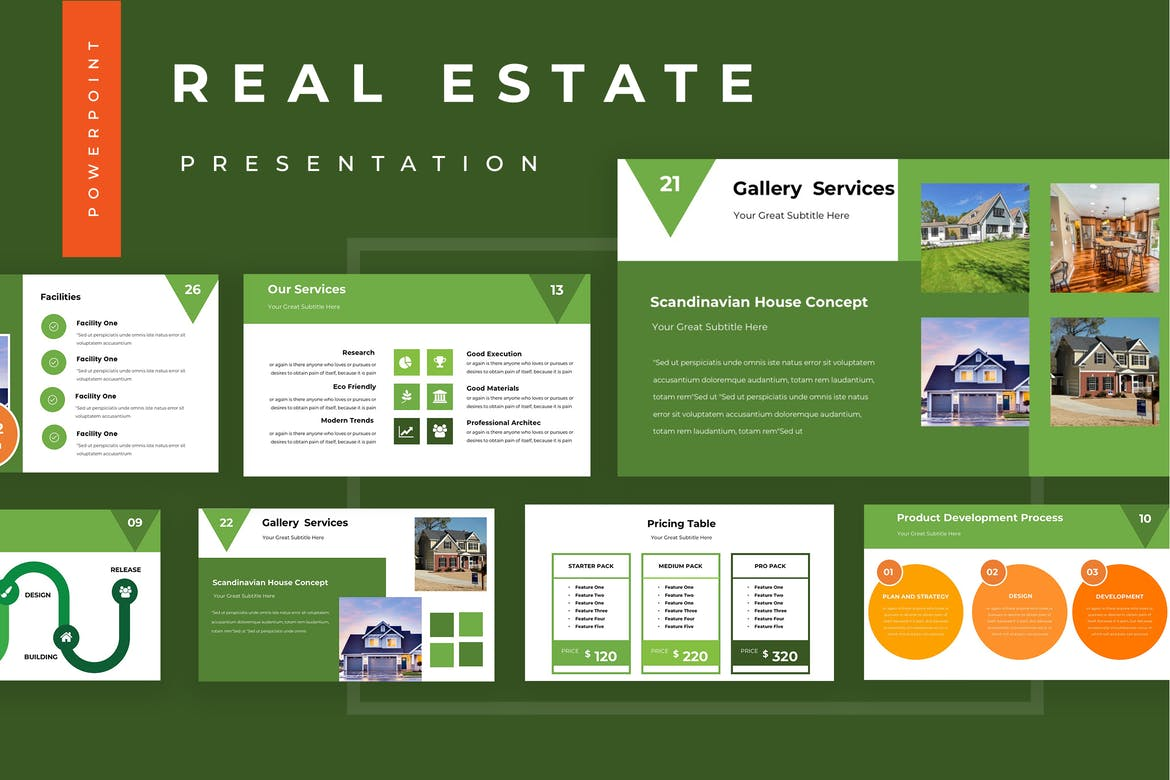 20 Best Real Estate Listing Marketing Investment Powerpoint Ppt Templates Theme Junkie