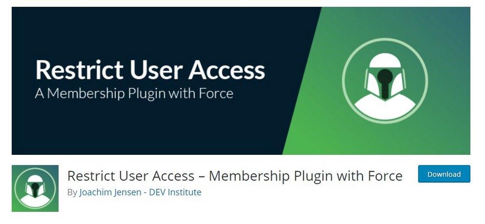 batasi akses pengguna