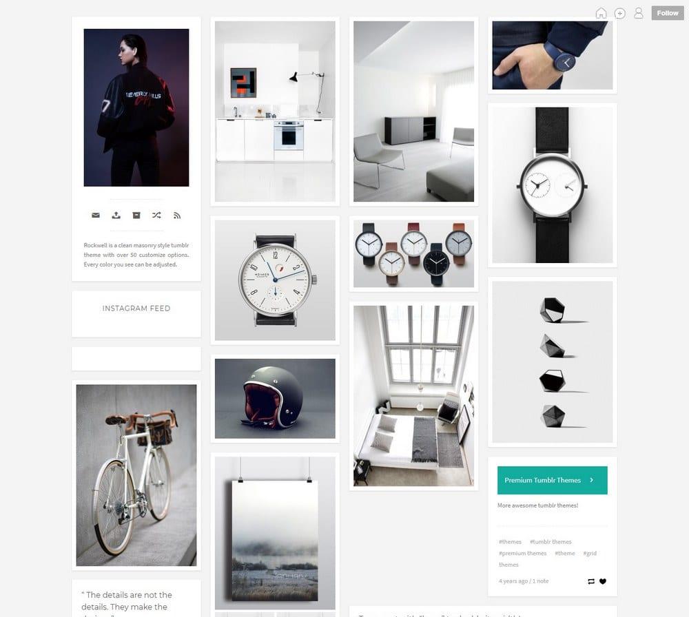rockwell-minimal-tumblr-theme