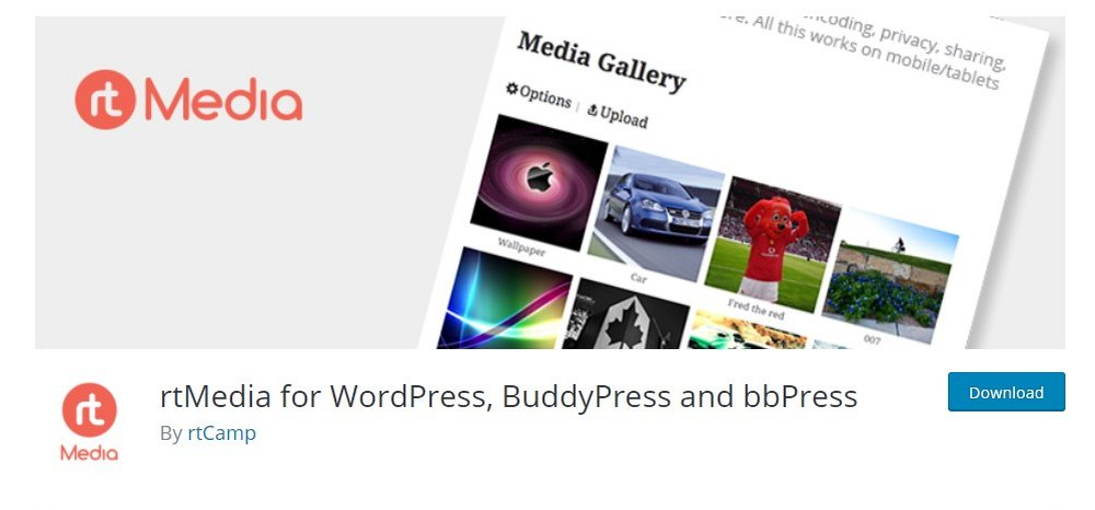 plugin rtmedia