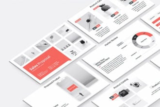 20+ Best Sales Presentation Templates (PPT PowerPoint Slides)
