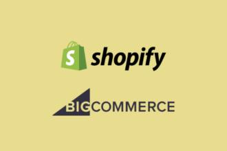 Shopify vs BigCommerce: Mana Yang Terbaik Untuk Pemula Pada 2021?