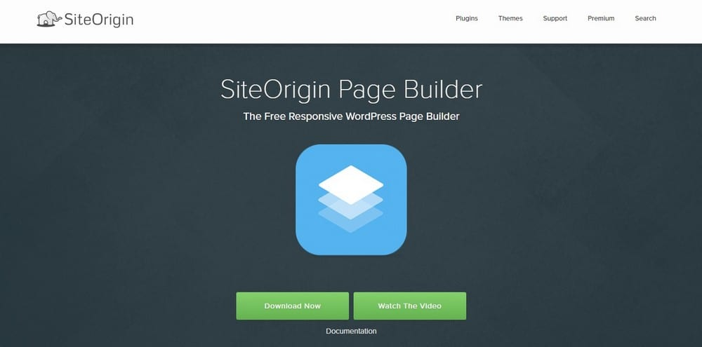 How to Install & Configure SiteOrigin Page Builder - Theme