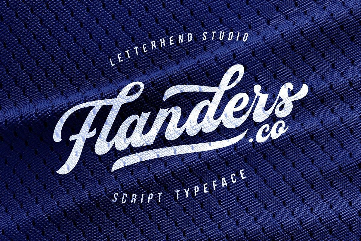 sports font
