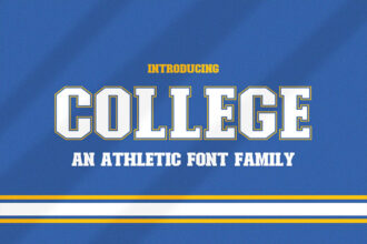 20+ Best Sports Jersey Fonts (for a Jersey, Number, Team, Logo + More) 2021