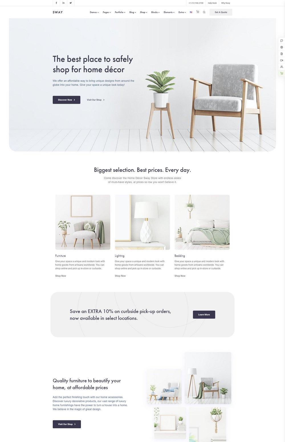 swaytheme-home-decor-wp-theme