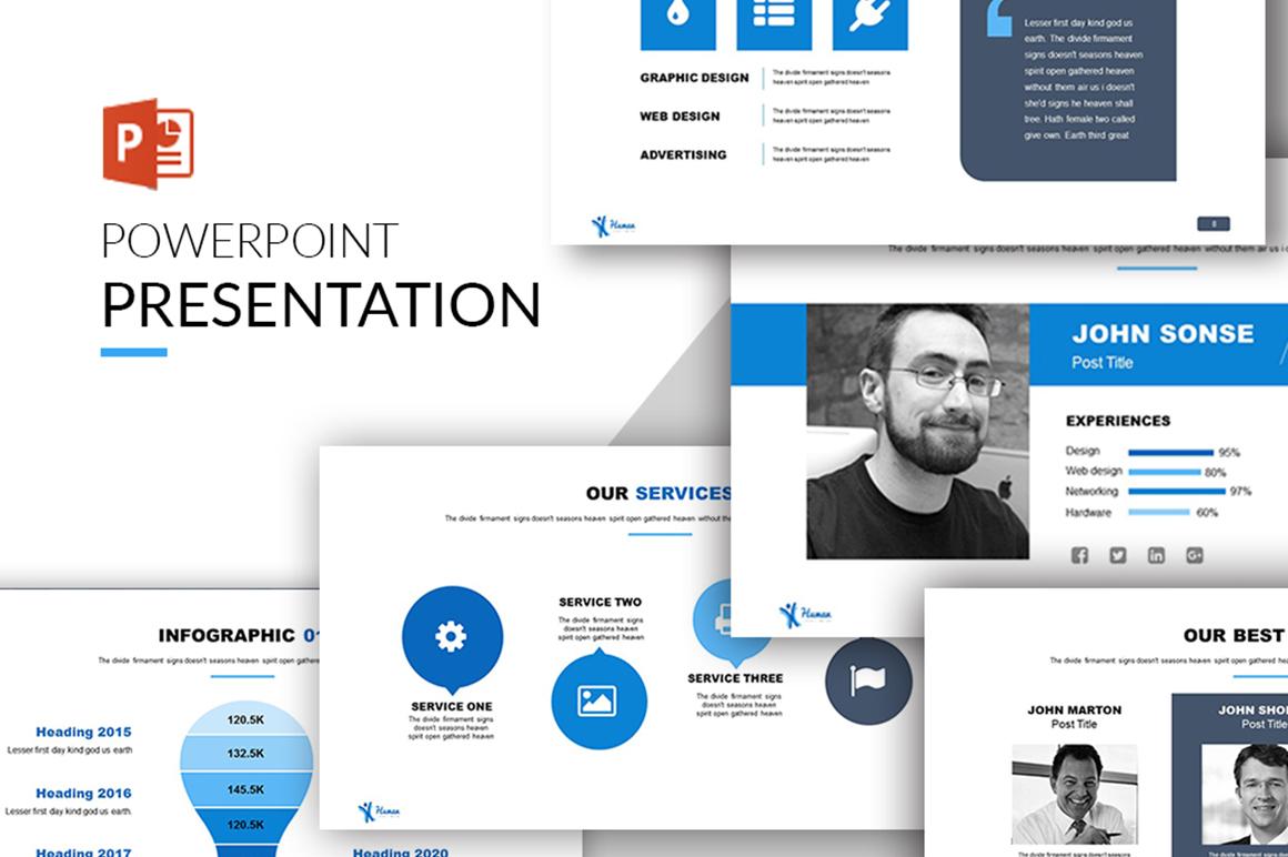 tech powerpoint templates