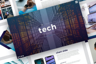 20 Technology PowerPoint Templates (+ Tech PPT Roadmaps)