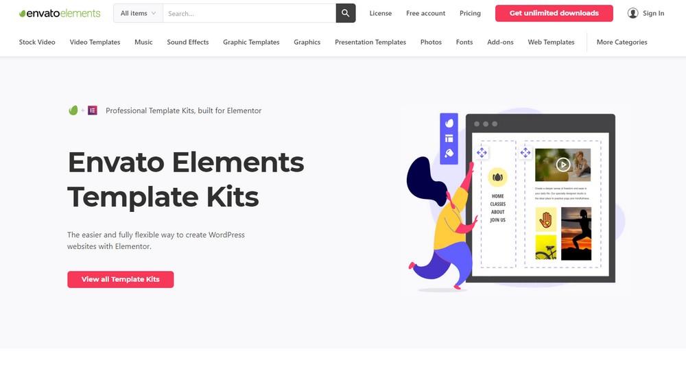 template kits