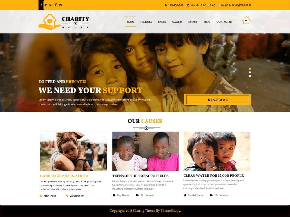 ts-charity-Free-Church-WordPress-Theme