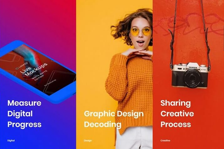 25+ Most Unique WordPress Themes of 2019