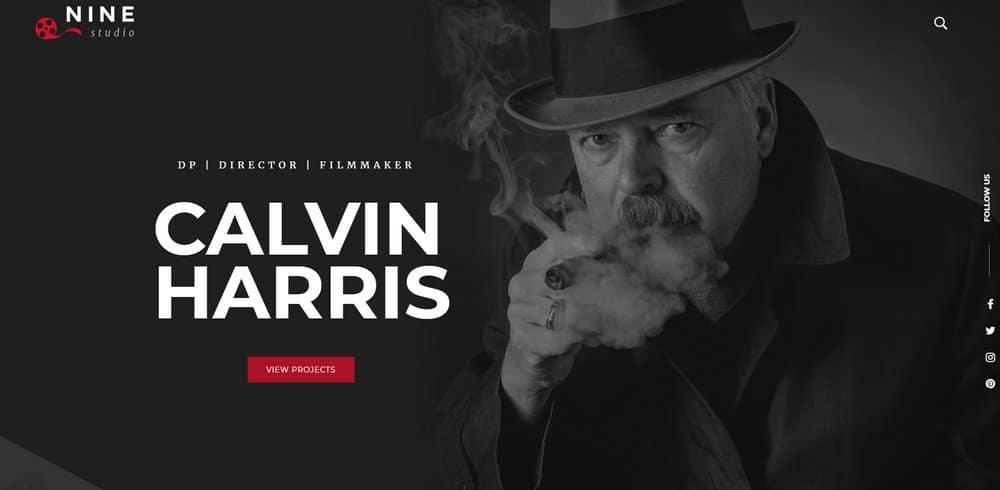 videographer-website-design