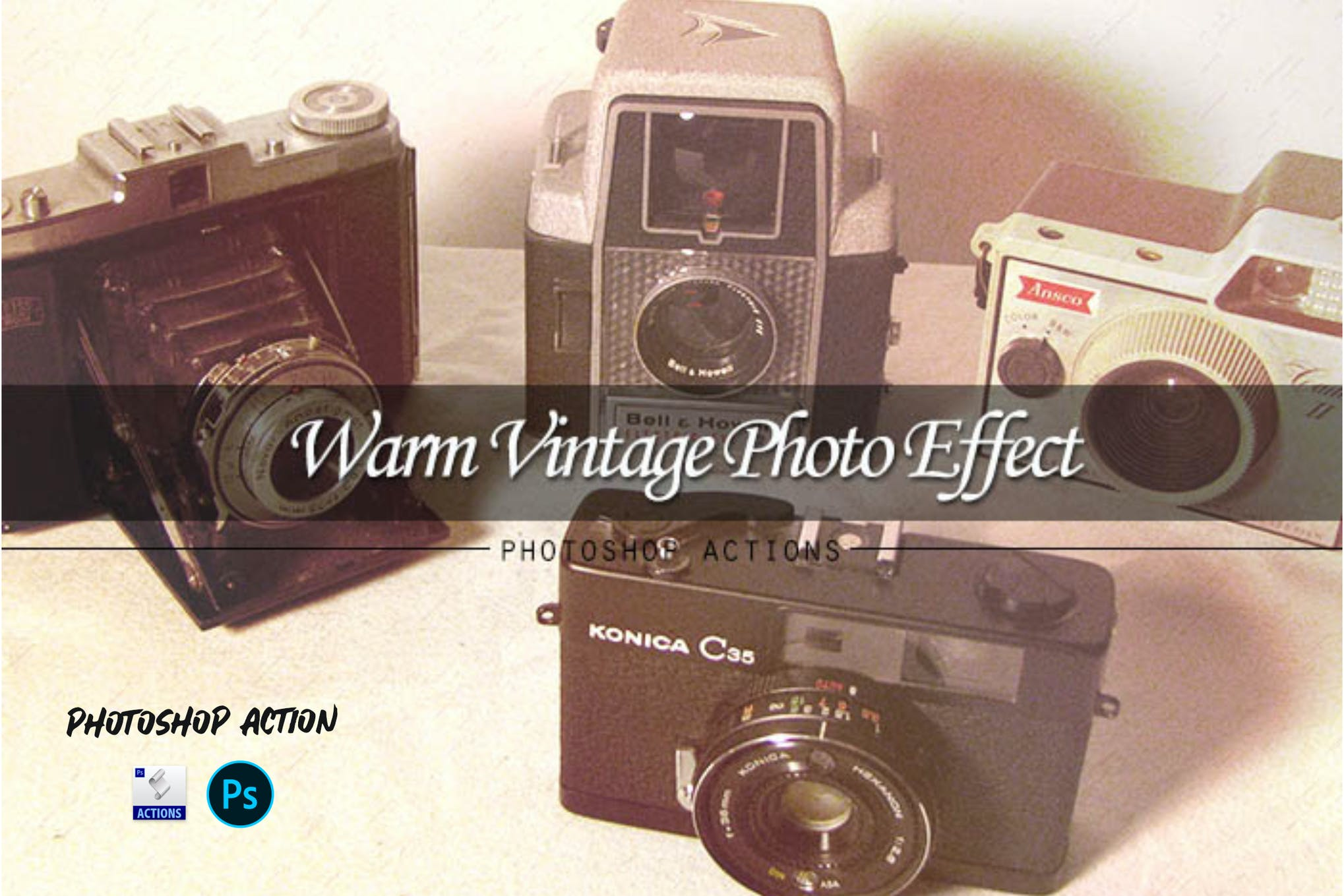 vintage photography effects