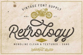 Vintage Fonts: 30+ Best Picks for Retro Designs