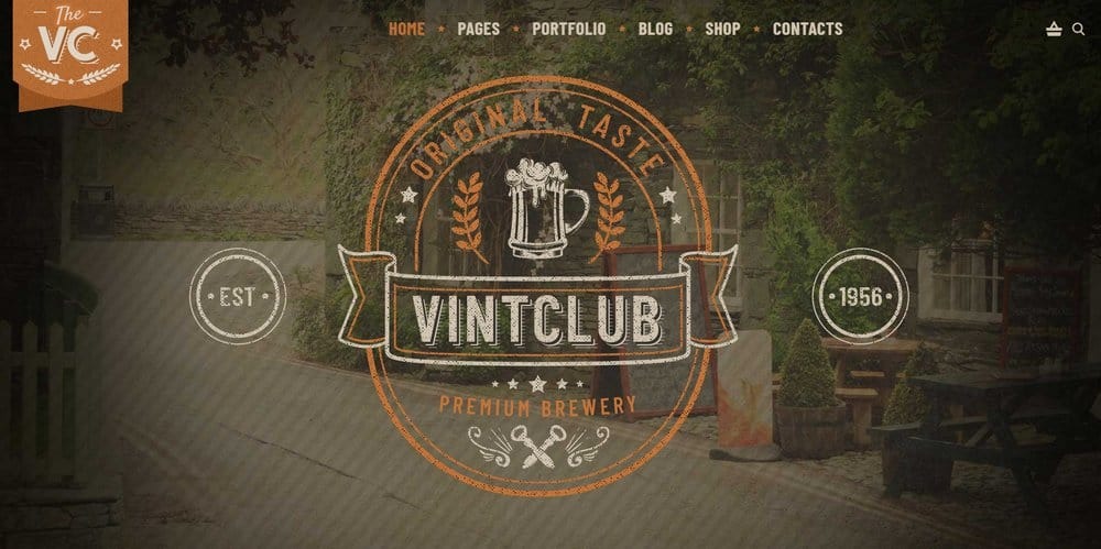 vintage-theme-example-fonts