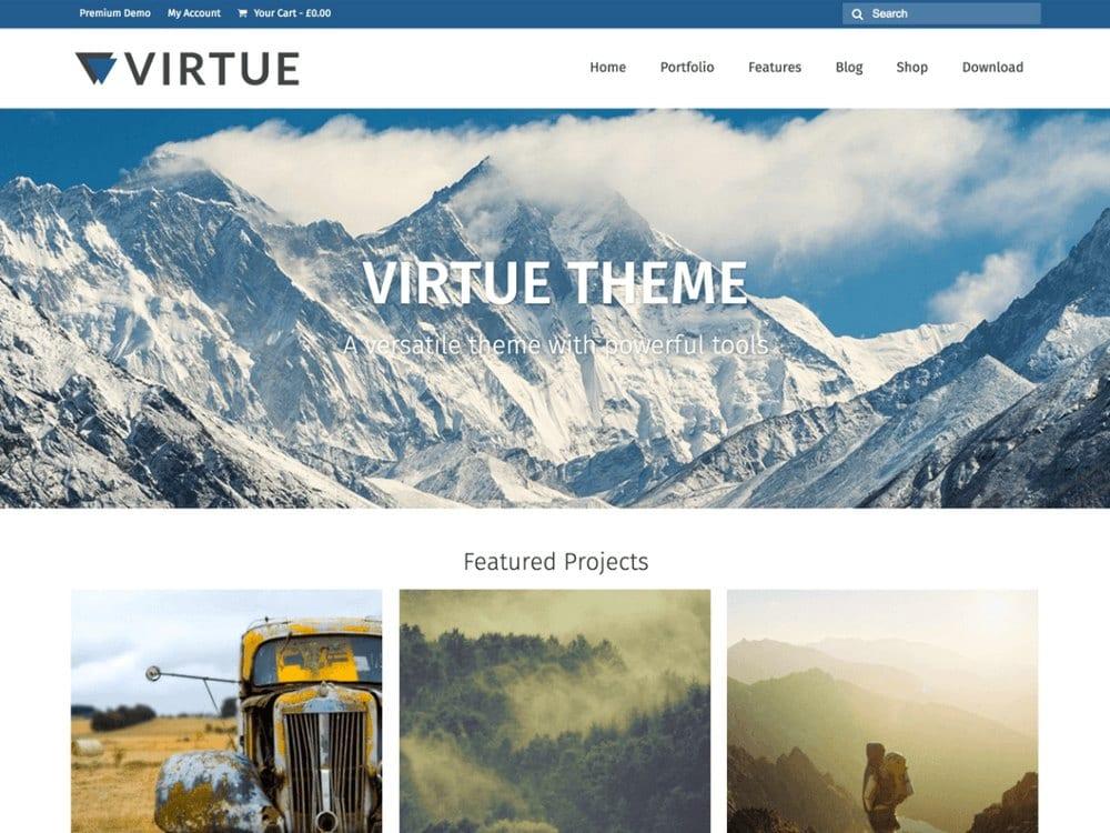 virtue-Free-Church-WordPress-Theme