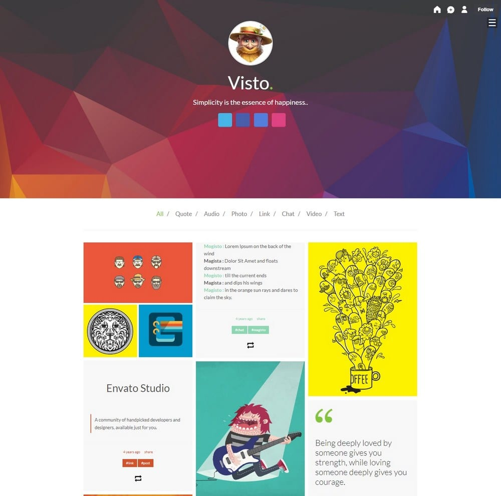 visto-tumblr-portfolio-theme