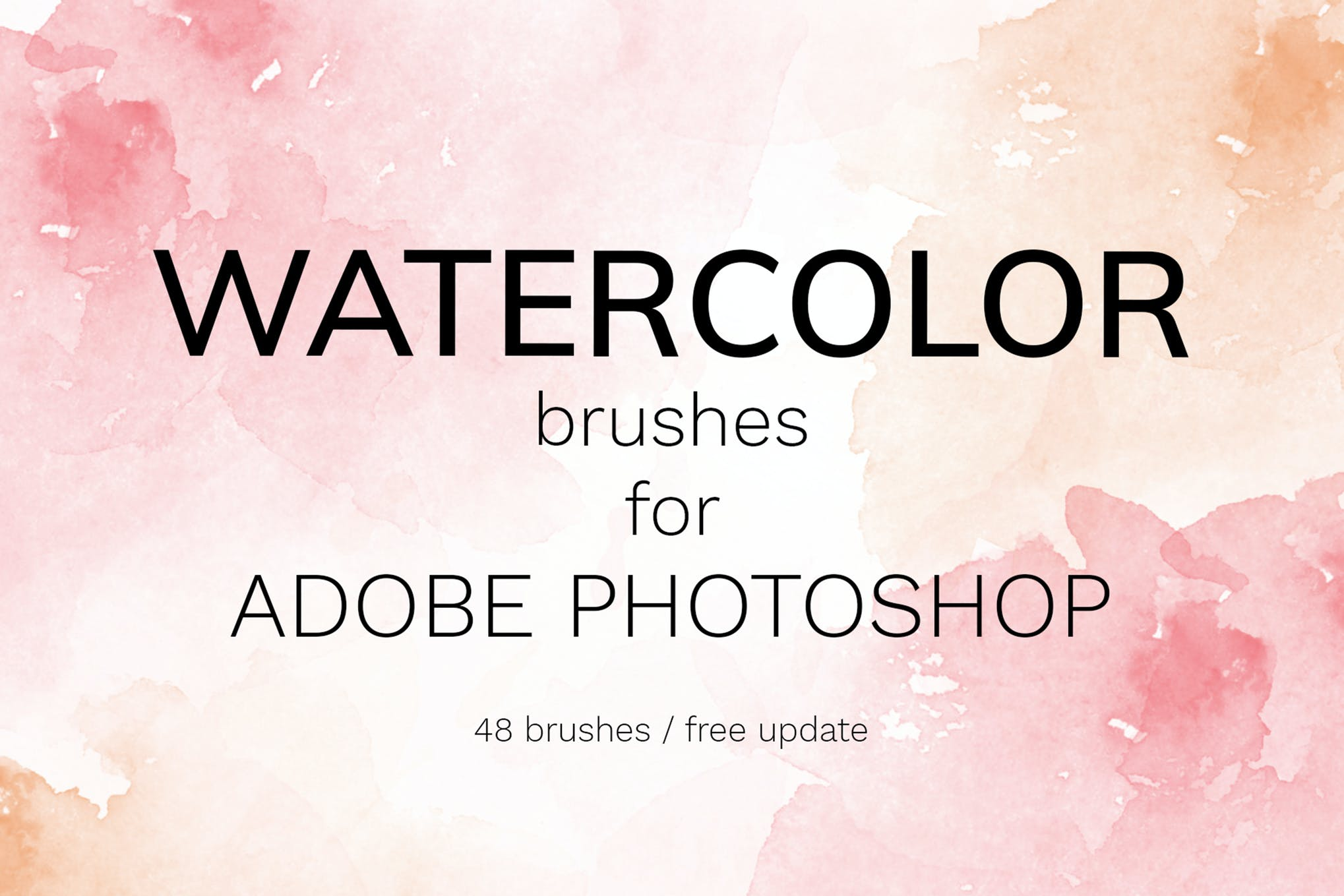 watercolor photoshop effects