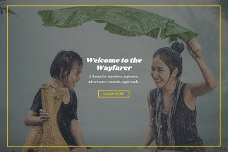 Introducing Our New Theme: Wayfarer