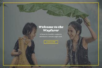 Introducing Our New Theme: Wayfarer