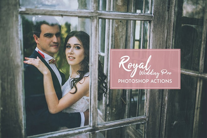 25+ Wedding Photoshop Actions 2020