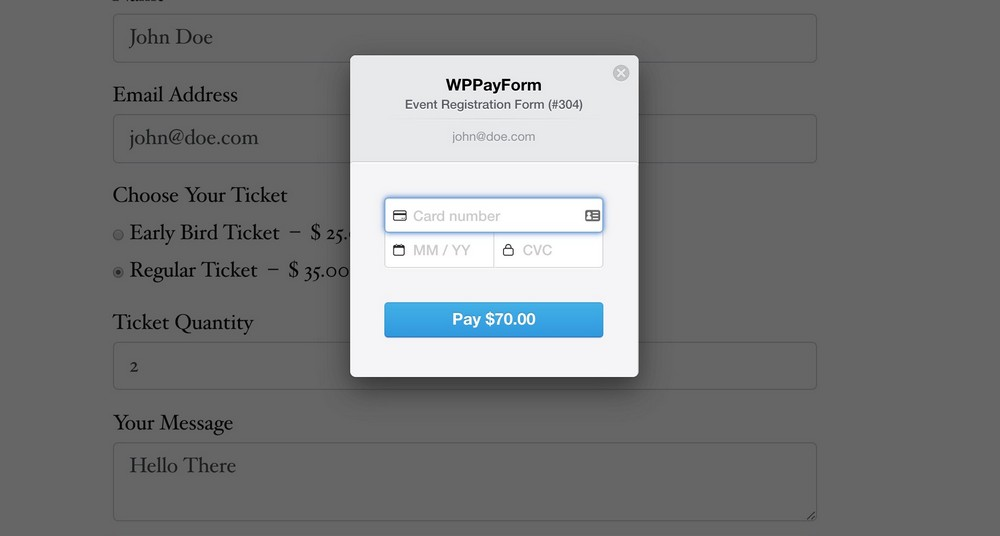 wepay form 2