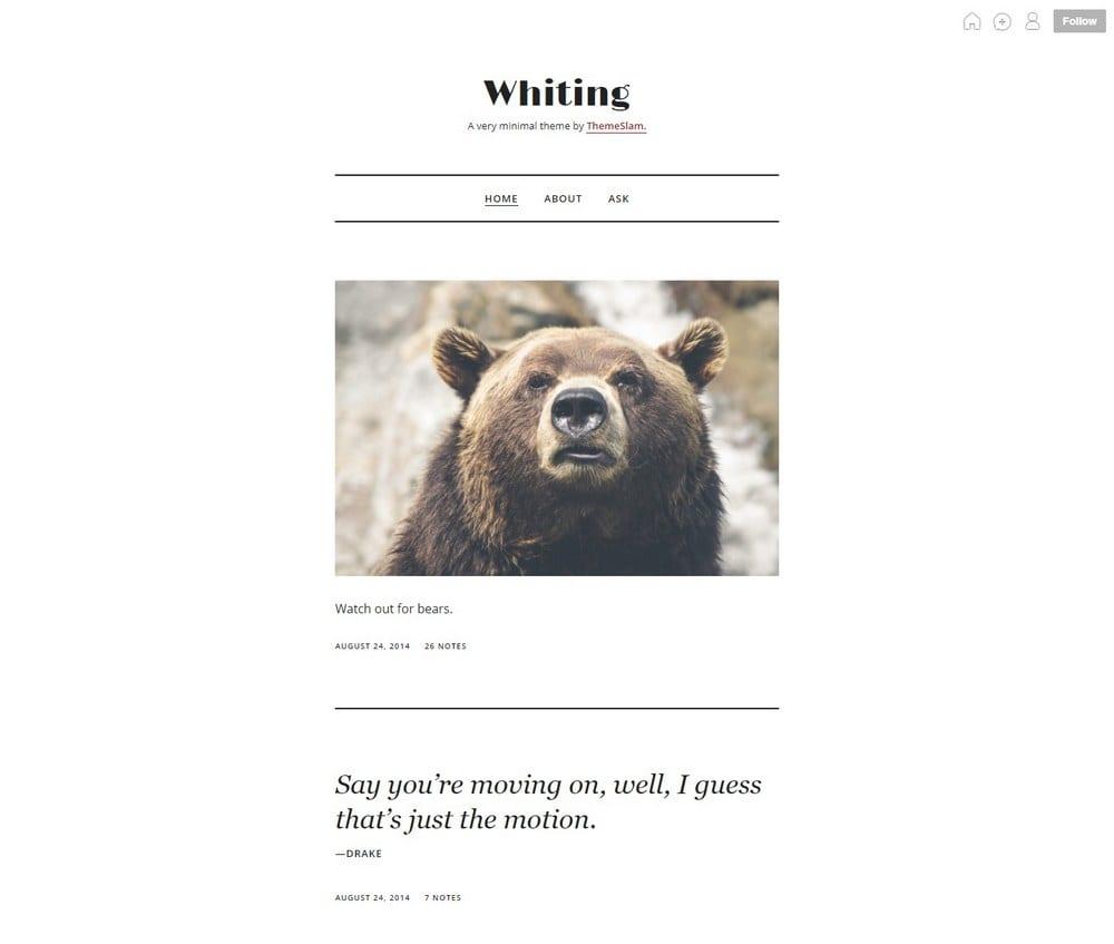 whiting-tumblr-theme-for-writer