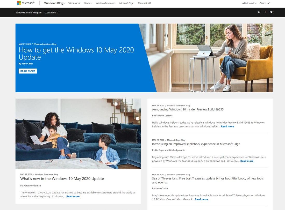 blog windows