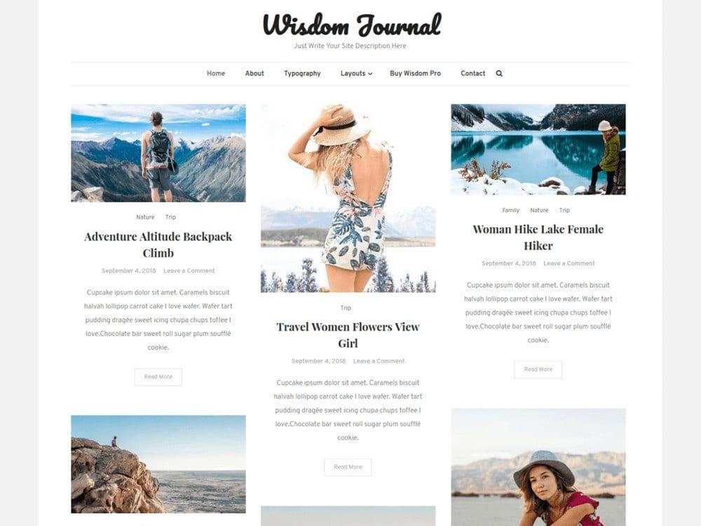 wisdom-journal-free-wordpress-theme