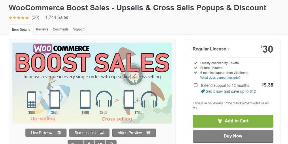 woo boost sales