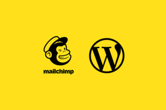 How To Integrate & Use MailChimp With WordPress