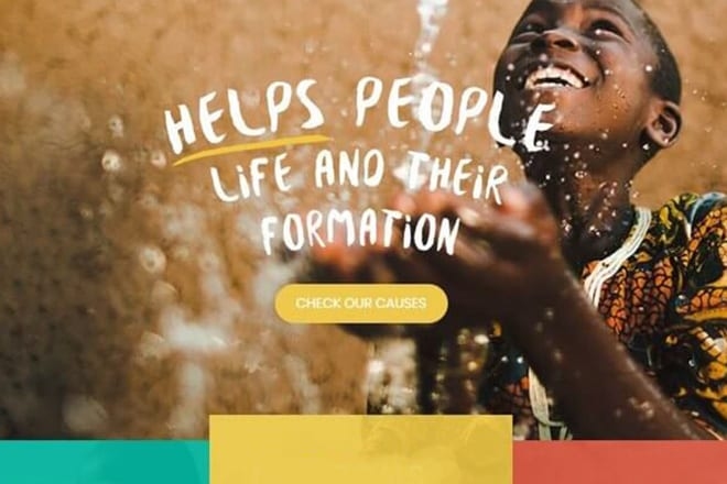 25+ Best WordPress Themes for Non-Profits and Charities