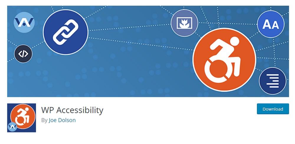 wp accessibility plugin