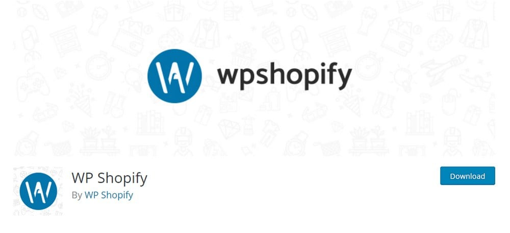 wp-shopify-free
