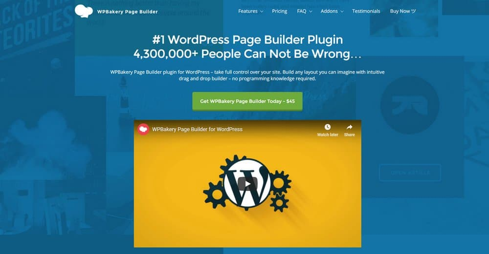 35+ Best WPBakery Page Builder WordPress Themes 2019 - Theme