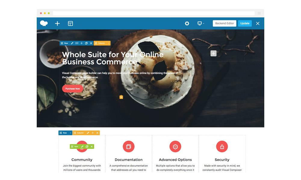 wpbakery page builder 2