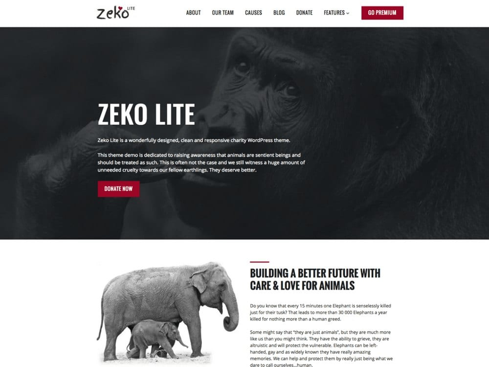 zeko-free-church-wordpress-theme